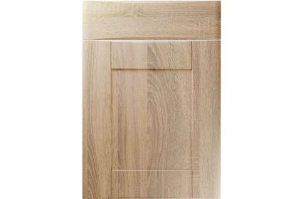 Unique Denver Sonoma Oak kitchen door