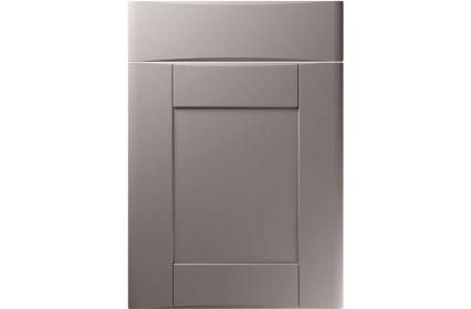 Unique Denver Super Matt Dust Grey kitchen door