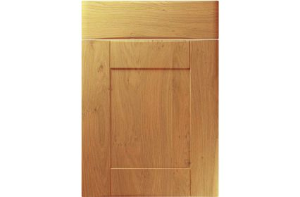 Unique Denver Winchester Oak kitchen door