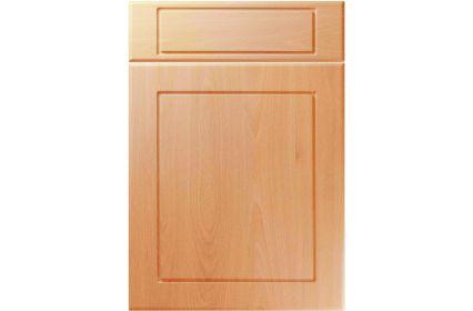 Unique Esquire Ellmau Beech kitchen door