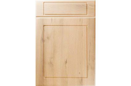 Unique Esquire Iconic Beech kitchen door