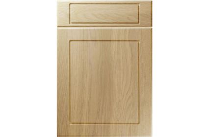 Unique Esquire Lissa Oak kitchen door