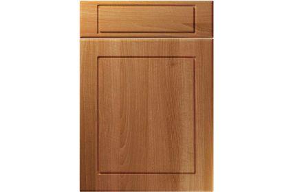 Unique Esquire Natural Aida Walnut kitchen door