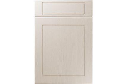 Unique Esquire Painted Oak Cashmere kitchen door