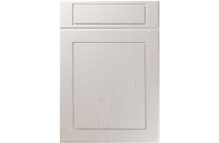 Unique Esquire Painted Oak Light Grey kitchen door