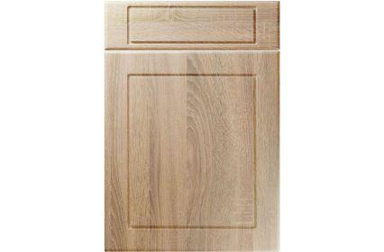 Unique Esquire Sonoma Oak kitchen door