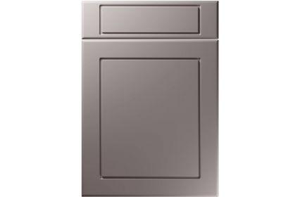 Unique Esquire Super Matt Dust Grey kitchen door