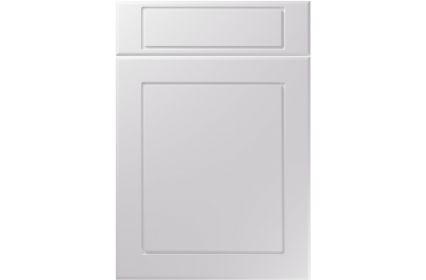 Unique Esquire Super Matt Light Grey kitchen door