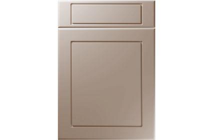 Unique Esquire Super Matt Stone Grey kitchen door