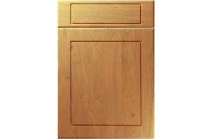 Unique Esquire Winchester Oak kitchen door