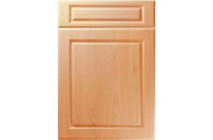 Unique Fenwick Ellmau Beech kitchen door