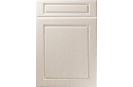 Unique Fenwick Painted Oak Cashmere kitchen door