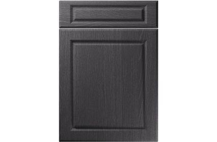 Unique Fenwick Painted Oak Graphite kitchen door