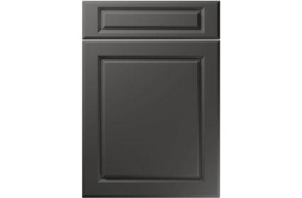Unique Fenwick Super Matt Graphite kitchen door