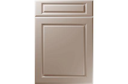 Unique Fenwick Super Matt Stone Grey kitchen door