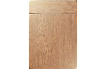 Unique Genoa Light Winchester Oak kitchen door