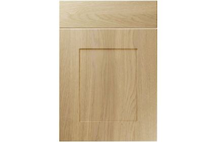 Unique Johnson Lissa Oak kitchen door