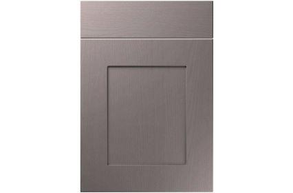 Unique Johnson Painted Oak Dust Grey kitchen door