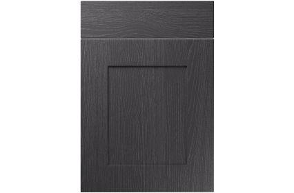 Unique Johnson Painted Oak Graphite kitchen door