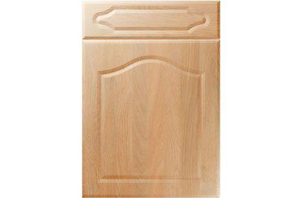 Unique New Sudbury Montana Oak kitchen door
