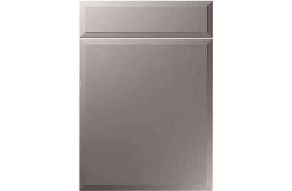 Unique Verona Super Matt Dust Grey kitchen door