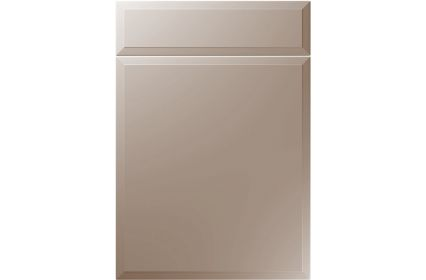 Unique Verona Super Matt Stone Grey kitchen door