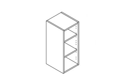 300 Wall Unit 720 High - ClicBox