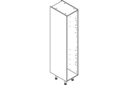 400 Tall Unit 2150 High - ClicBox