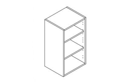 400 Wall Unit 900 High  - ClicBox