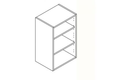450 Wall Unit 720 High - ClicBox