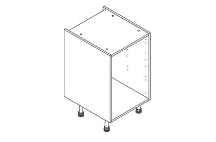 500 Full Drawer Base Unit - ClicBox