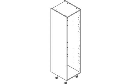 500 Tall Unit 2150 High - ClicBox