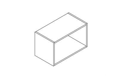 600 Bridge Wall Unit - ClicBox