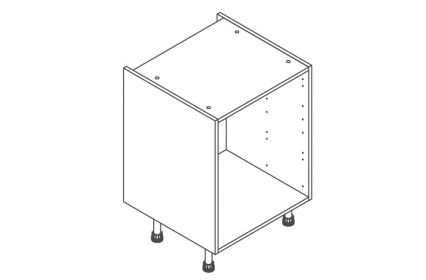 600 Full Drawer Base Unit - ClicBox