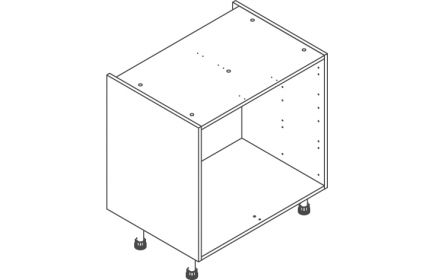 800 Full Drawer Base Unit - ClicBox