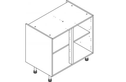 900 Base Unit Door/Drawer Line - ClicBox