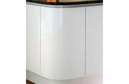 Unique 300mm Curved Door - 715mm