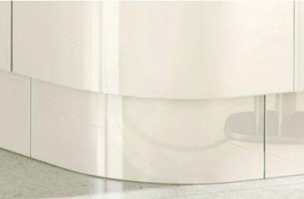 Unique Curved Plinth