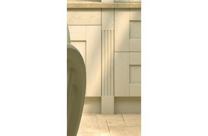 Wilton Fluted  Pilaster