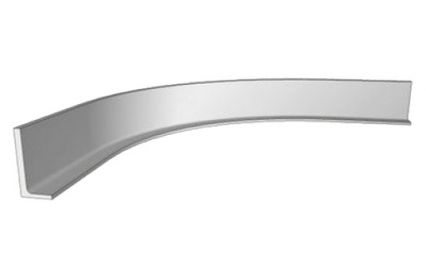 Top Rail Concave Curved 900 x 900