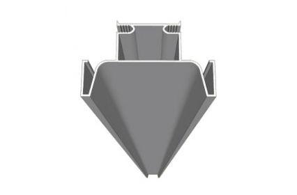 Vertical Rail - Intermediate - for Tall Units