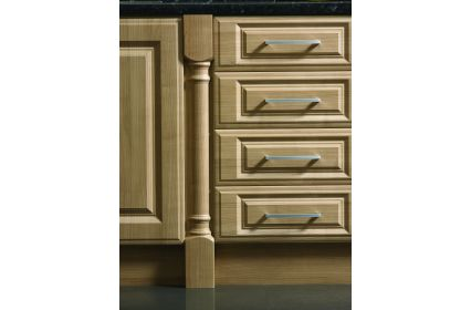Bella Gun Barrel Pilaster 900mm Length