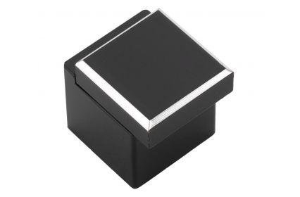 Ritto Knob - Black Gloss