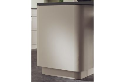 Unique Rounded Pilaster