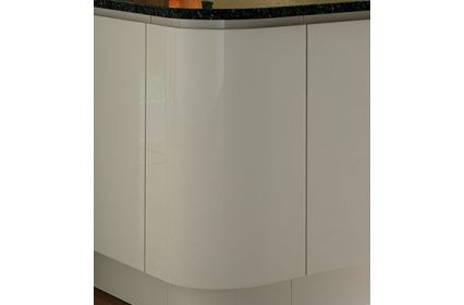 Lacarre External Curved Door
