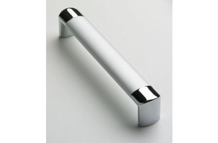 Satin Chrome Bar  Handle