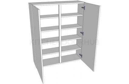 1210mm High Double Kitchen Dresser Unit