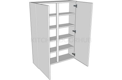 1390mm High Double Kitchen Dresser Unit