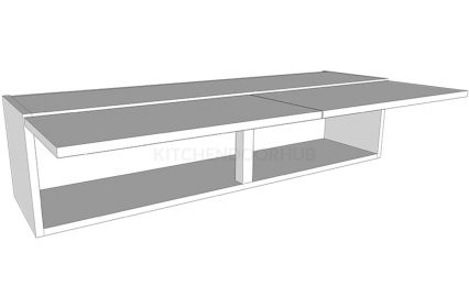 Top Box Double - 360mm high