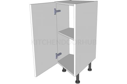 Angled Kitchen Base Units - Highline